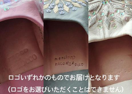 nijiiroバブーシュ(mocha×Pastel)