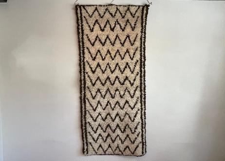 ベニワレンラグ 【B5】80cm  ×  186cm