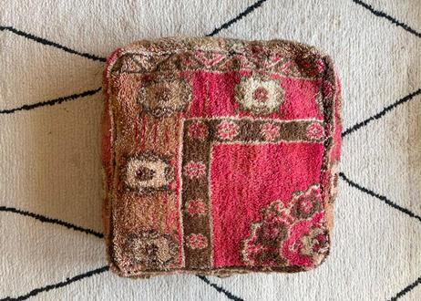 Vintage pouf  1