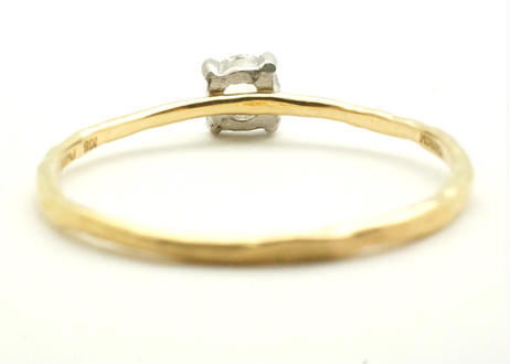 Diamond Prong Ring