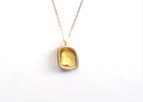 Sapphire Necklace