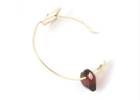 Zukyun Pierced Earring
