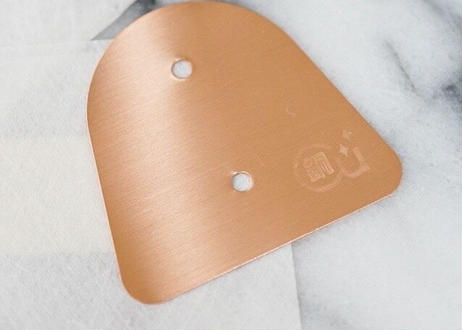【シーアンドケイ】 マスクの友だち 〜 銅板 コッパーくん 銅の抗菌・抗ウィルス・消臭能力でマスクの性能を増強する銅板アタッチメント