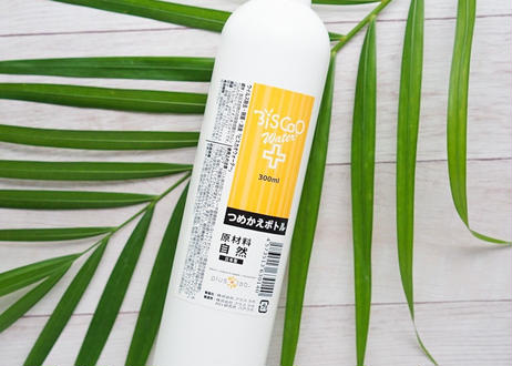 BiSCaO Water(ビスカオウォーター) 除菌 消臭 日本製 詰め替え用 ボトル 300ml 革新的除菌力と安全性