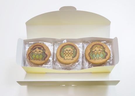 アマビエクッキー(15枚入)