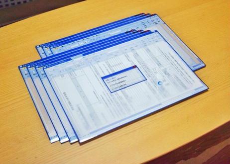 フリーズファイル×10 - Frozen File [10pcs]