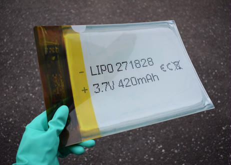 リポファイル [単品] - Lipo Battery File