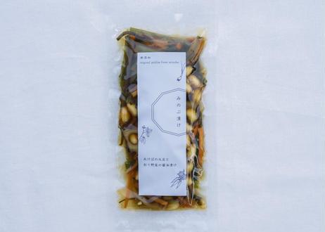 大豆餡×2セット+みのぶ漬け×1セット(送料が980円とまとめてお得になります。)