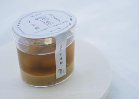 大豆餡 6つセット(幻のあけぼの大豆の餡を特別製法にてスイーツに仕立てました。)