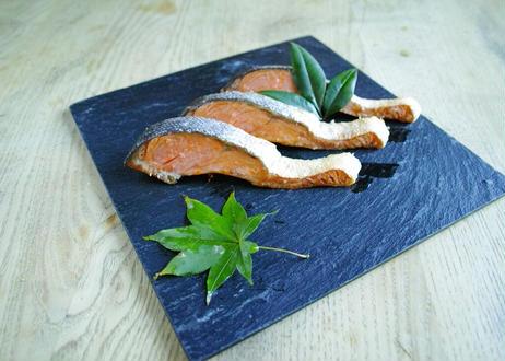 食べるBOX  お試し 塩引き銀鮭