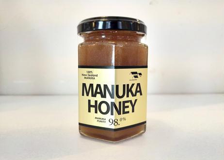2021 マヌカハニー 純度98.0% 190g