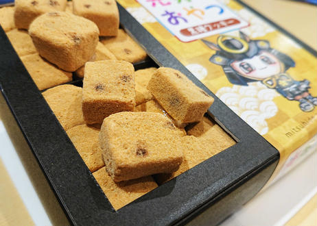 光秀のおやつ 黒糖クッキー 24個