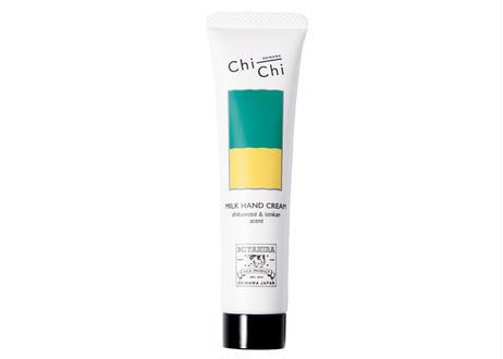 Chi-Chi ミルクハンドクリーム シークヮーサー&タンカン