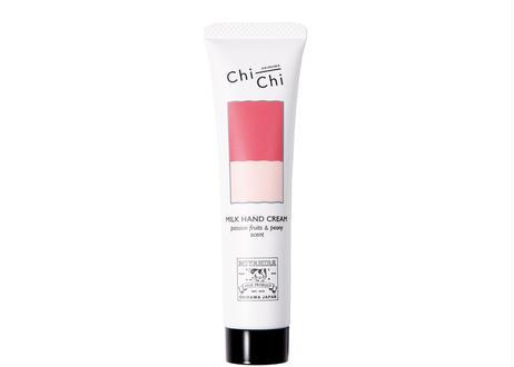 Chi-Chi ミルクハンドクリーム パッションフルーツ&ピオニー