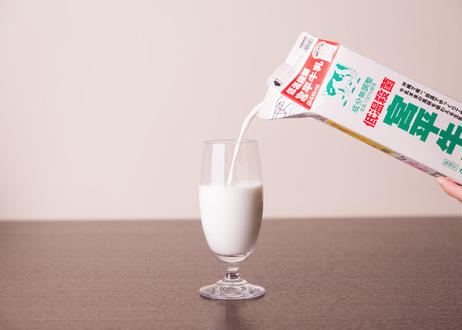 低温殺菌 宮平牛乳 12本入り