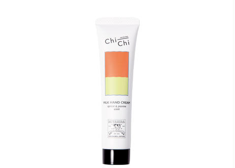 Chi-Chi ミルクハンドクリーム アプリコット&ジャスミン