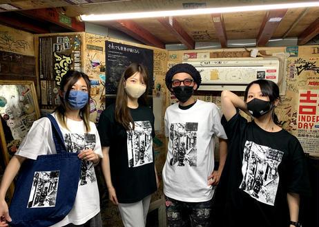 武蔵野音楽祭Tシャツ(BLACK)