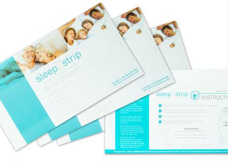 SleepYstrip(スリーピーストリップ)1パック30枚入り×12パック