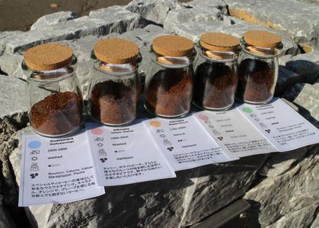 <500グラム>蜜のような甘味と深いコク。カシスのような香りのケニア・マチャコス・深煎り