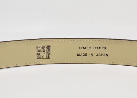 《寛ぎリラックスレザーシリーズ》バックスキンベルト ロングサイズ有り <KR004>