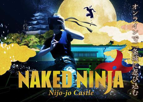 NAKED NINJA -Nijo-jo Castle-
