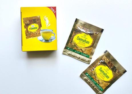 スリランカのアーユルヴェーダティー「サマハン」風邪の予防や喉のケアに|10袋入