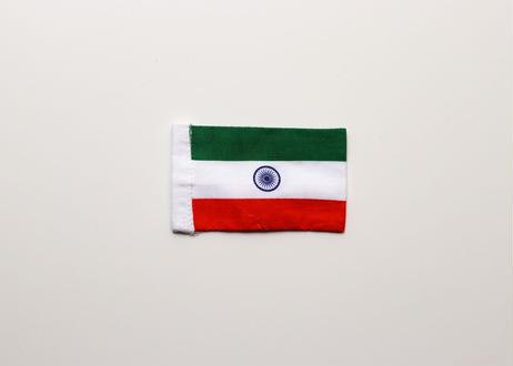 インド国旗|手紡・手織 カディ布|オーガニックコットン|北インド
