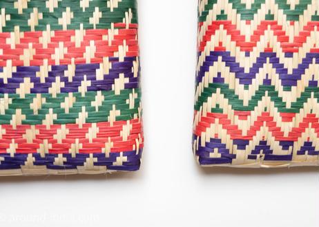 手編みのメガネケース|スリランカ