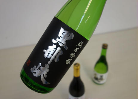 黒部峡『純米吟醸』富の香 720ml