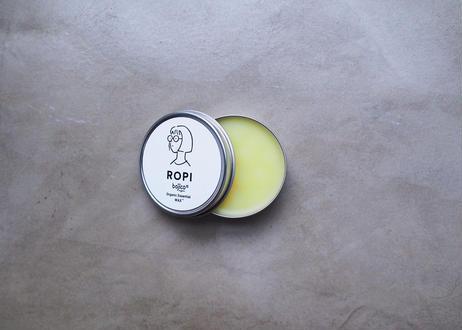 ROPI  × bojico  organic  wax 18g