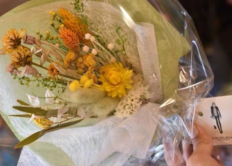 【Open日/店頭受け取り商品】dayflower bouquet(S)(ブーケ)