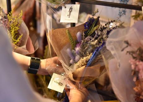 【発送商品】Dryflower bouquet(S)(ブーケ)