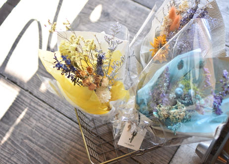 【発送商品】dry flower bouquet(S)(ブーケ)