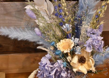 【発送商品】Dryflower bouquet(L)(ブーケ)