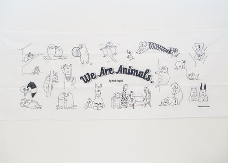 We Are Animals. セット