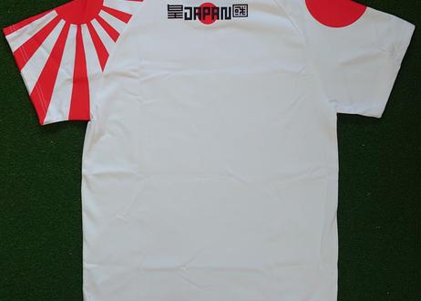 皇國JAPAN 日章旗 旭日旗 Tシャツ