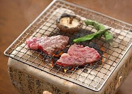 高原黒牛焼肉セット  400g【ロース100g、ザブトン100g、バラ100g、モモ100g】