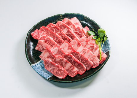 高原黒牛バラ焼肉  300g