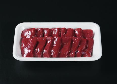 なかやま牛レバー焼肉(加熱用)200g