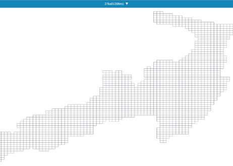 北海道北見市:PowerBI向けH27年度国政調査(町丁・字)TopoJSON