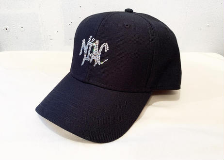 NIAC original rhinestonecap black