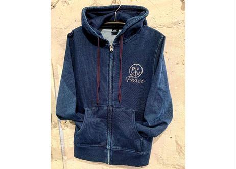 Original P zip hoody