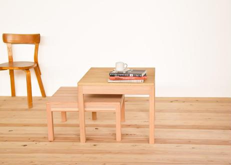 ネストテーブル60 クリ