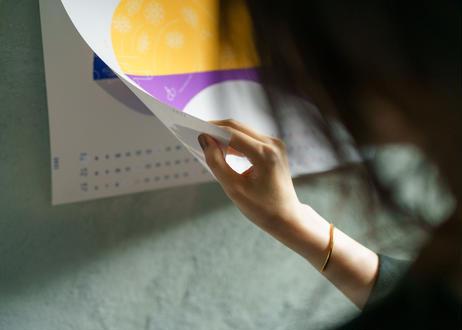 節気カレンダー