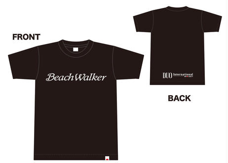 2020BeachWalkerTシャツ