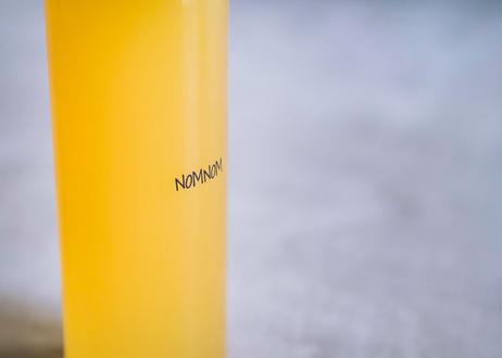 New!!ノムノムゴールデンx4本とノムノムグラスx2個のセット