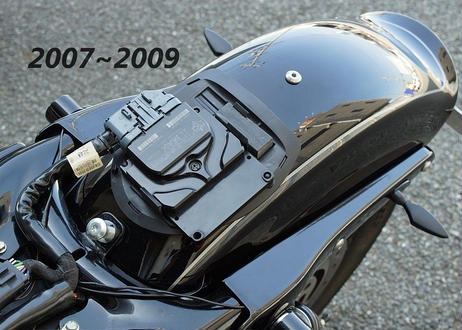 スポーツスター専用 リヤフェンダーKIT 2004~(RR-01)