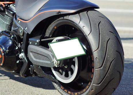 FXDR専用サイドナンバーKIT(SN-04)