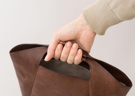 """HAND BAG """"包みこむ"""" S"""