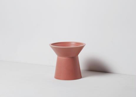 CHALICE / food bowl [ピーチアンバー]